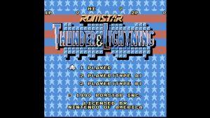 Thunder & Lightning (NES) Game Hub