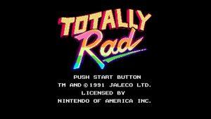 Totally Rad (NES) Game Hub